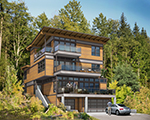 New Lake Sammamish Residence
