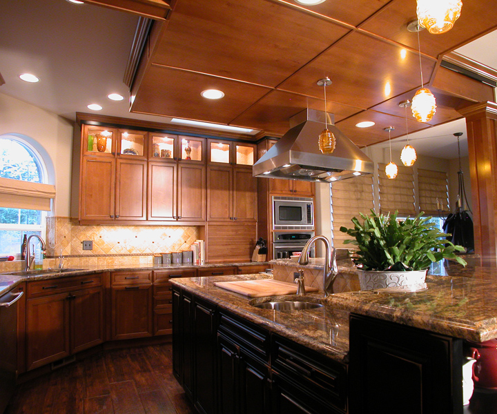 Big Kitchen Design Ideas